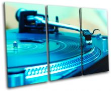 Turntables Decks BLUE DJ Club - 13-0168(00B)-TR32-LO